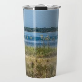 Relax on the Island Travel Mug