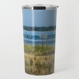 Relax on the Island Travel Mug
