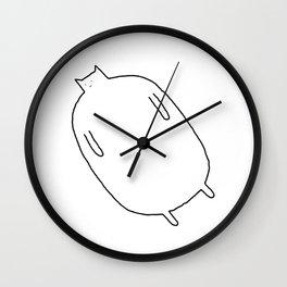 Cat 94 Wall Clock