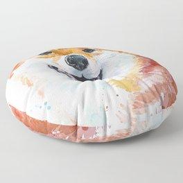 Shiba Inu Floor Pillow