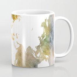 Design 63 World Map Coffee Mug