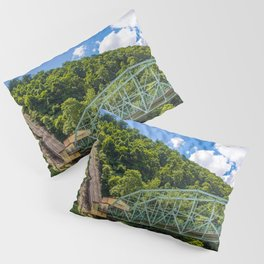 Johnstown, PA Inclined Plane Pillow Sham