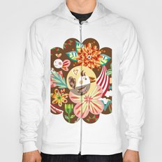 The forest of flower Hoody