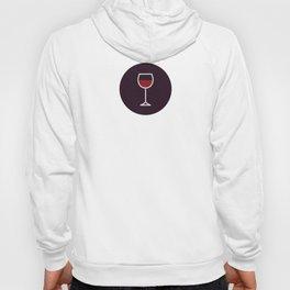 Wine - Icon Prints: Drinks Series Hoody