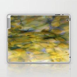 Abstract Green Laptop & iPad Skin