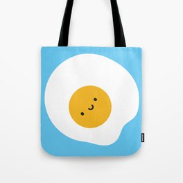 Kawaii Fried Egg Tote Bag