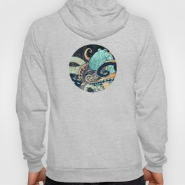 Metallic Octopus II Hoody