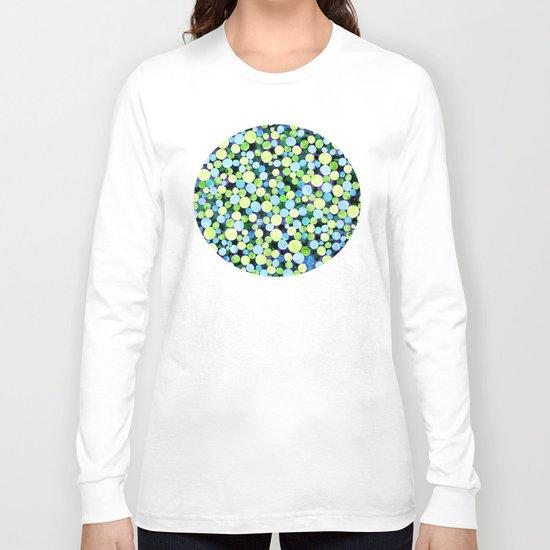 Confetti Pattern 04 Long Sleeve T-shirt