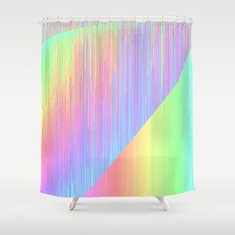 R Experiment 10 - Broken heapsort v2 Shower Curtain
