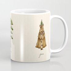 Fur Tree Mug