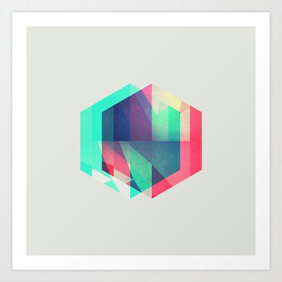 hyx^gyn Art Print