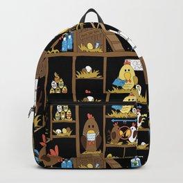 Chicken Coop 2020 Backpack