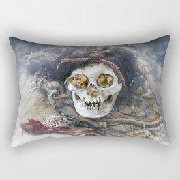 The Beauty of the Long-Dead Rectangular Pillow