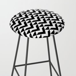 BW Tessellation 6 1 Bar Stool