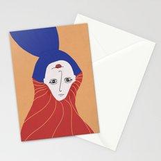 happy tobe sad Stationery Cards