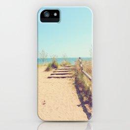 AFE Gibraltar Point Beach iPhone Case