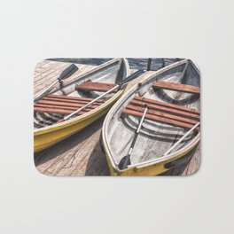 Small boat Bath Mat