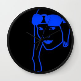 I __ Challenges Wall Clock