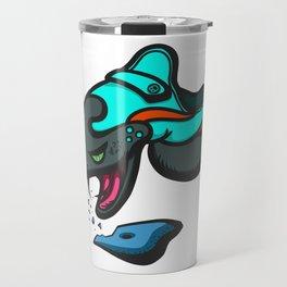 Grip Bite Travel Mug