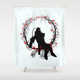 Alchemist Robot Shower Curtain