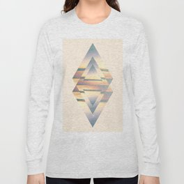 Gyll Symmetry Design Long Sleeve T-shirt