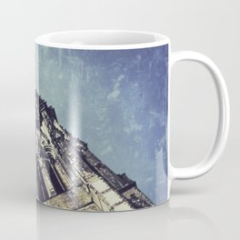 Ruined WW2 Church Coffee Mug