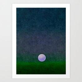Gradient Sky #2 Art Print
