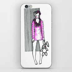 Rabbit iPhone & iPod Skin