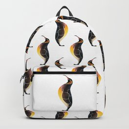 Emperor penguin Backpack