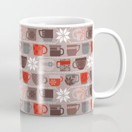 Snow Day Mugs - Chocolate Coffee Mug