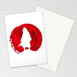 Red Itachi uchiha Stationery Cards