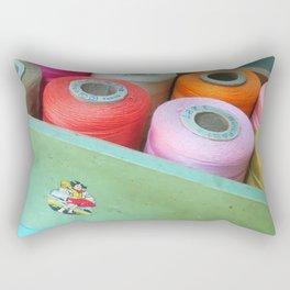 Sew Bright Rectangular Pillow