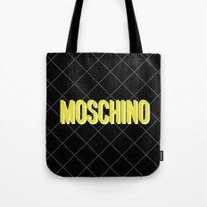MOSCHINO Quilted Bag Tote Bag