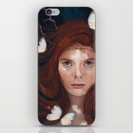 Litany of Four iPhone Skin