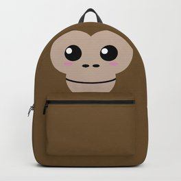 Baby Monkey. Kids & Puppies Backpack