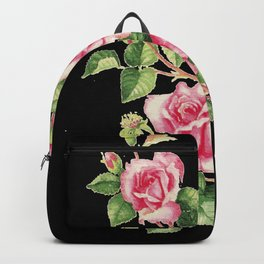 Roses bouquet Backpack