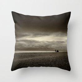 The Fisherman Throw Pillow