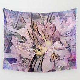 Pretty flower Wall Tapestry
