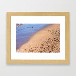Beach 7238 Framed Art Print