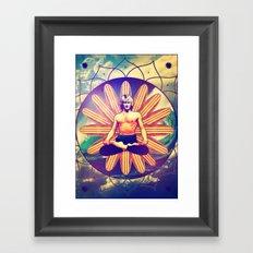 Bodhisattva Framed Art Print