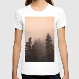 Deep in Thought - Forest Nature Photography T-shirt
