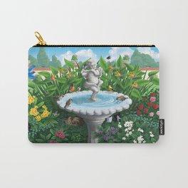 Joyful Garden Carry-All Pouch