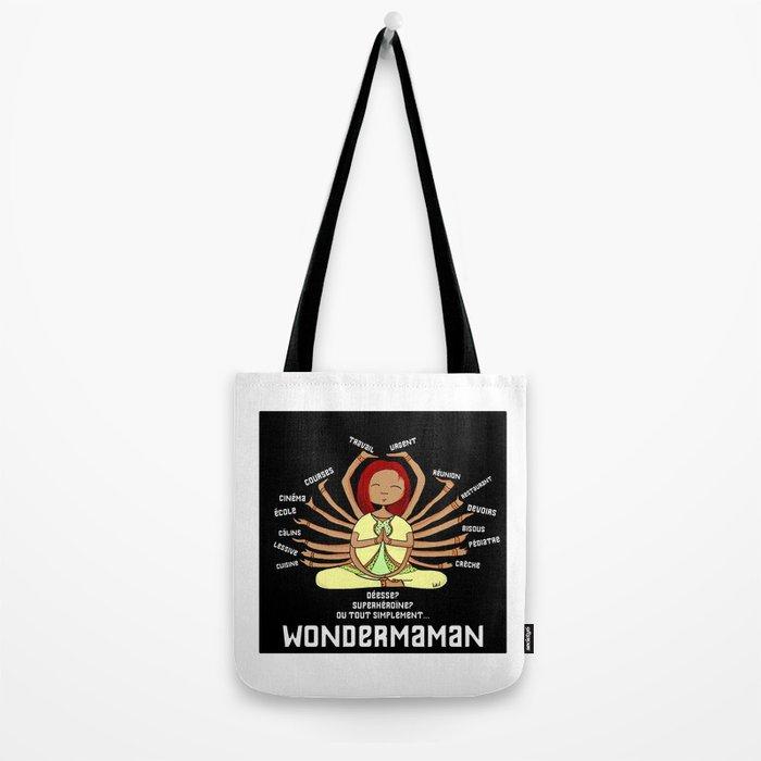 Wondermaman Tote Bag
