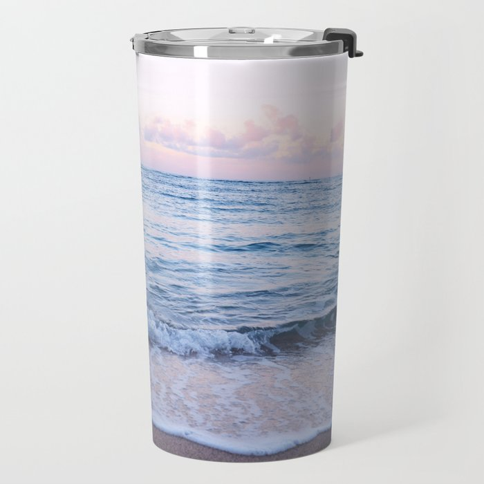 Ocean Morning Travel Mug