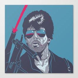 Cobra - Stallone Canvas Print