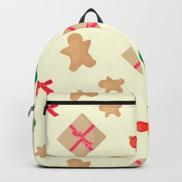 Christmas Patterns  Backpack