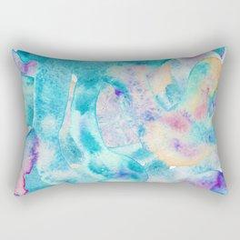 ocean light Rectangular Pillow