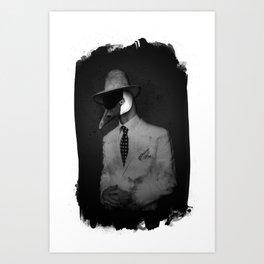 N°4 Art Print