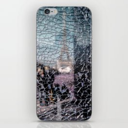 Tour Eiffel iPhone Skin