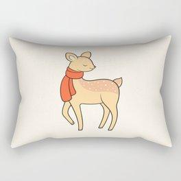 Doe deer Rectangular Pillow